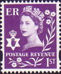 2008 GB - SGNI154 (XN82) 1st Litho from Prestige Book DX43 MNH