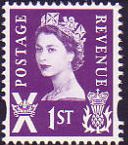 2008 GB - SGS134 (XS92) 1st Litho from Prestige Book DX43 MNH