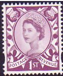 2008 GB - SGS136 (XS94) 1st Litho from Prestige Book DX43 MNH