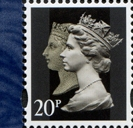 2009 GB - SG2995 (W2161) 20p (C) DH Anniv from PB DX46 MNH