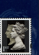 2009 GB - SG2956 (W2162) 1st (C) DH Anniv from PB DX46 MNH