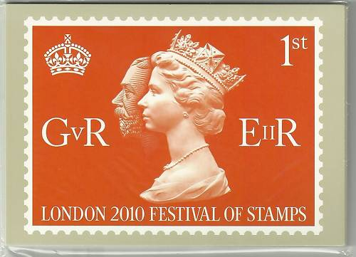 2010 GB - PHQ 336 - (London 2010) Festival of Stamps Set (8) MNH