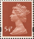 2010 GB - SGY1783 (UG118x) 54p (C) Royal Society PB DX49 MNH