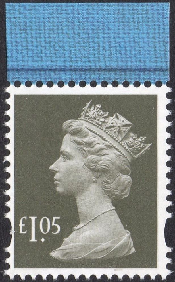 2016 GB - SGU3083 (UG245) £1.05 (C) M16L/MPIL from DY19 MNH