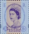 2003 GB - SG2367(1) - 8p from 50th Anniv of Wildings II M/S MNH