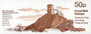 1981 GB - FB18B - Follies No 2 - Mow Cop Castle