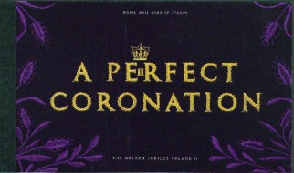 2003 GB - DX31 - A Perfect Coronation (£7.20)