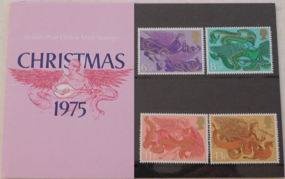 1975 GB - PP 076 - Christmas Pres Pk