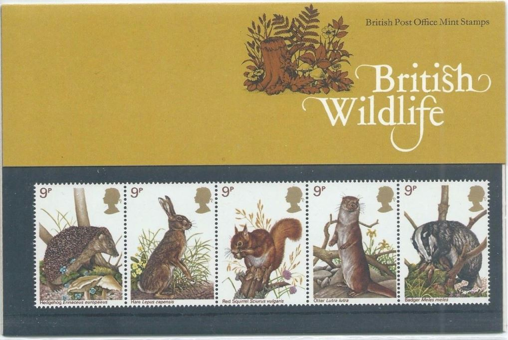 1977 GB - PP 096 - British Wildlife Pres Pk