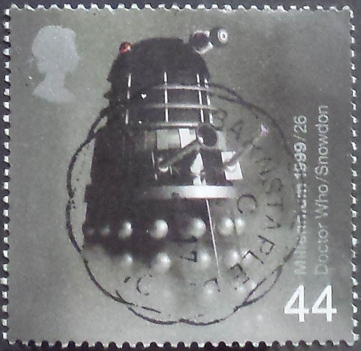 1999 GB - SG2094 44p (E) Dr Who's Dalek CDS VFU