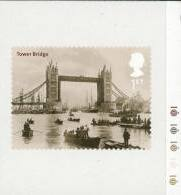 2002 GB - SG2314 Tower Bridge 1st SA from Bkt PM7 MNH CYL