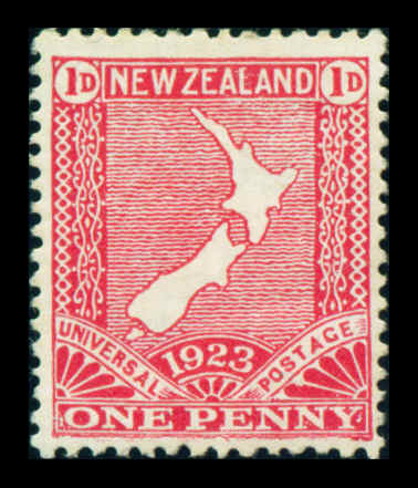 1855-1952 NZ - Near 100 Years of New Zealand Empire Stamp Album