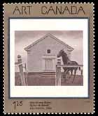 2002 CDN - $1.25 Canadian Art Set - 15th Series (1) MNH