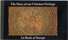 1984 GB - DX5 - Christian Heritage (£4)