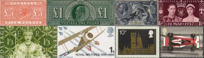 1840-2011 GB - A Concise Stamp Album of Great Britain