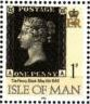 1990 IOM - 150th Anniversary of the Penny Black (1) MNH