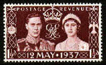 1937 GB - SG461 Coronation MNH