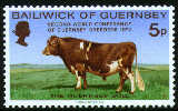 1972 World Conference of Guernsey Breeders Set (1) Used