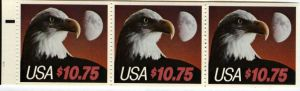 1985 US - Sc2122 $10.75 Eagle & Half Moon Single from Bklt MNH