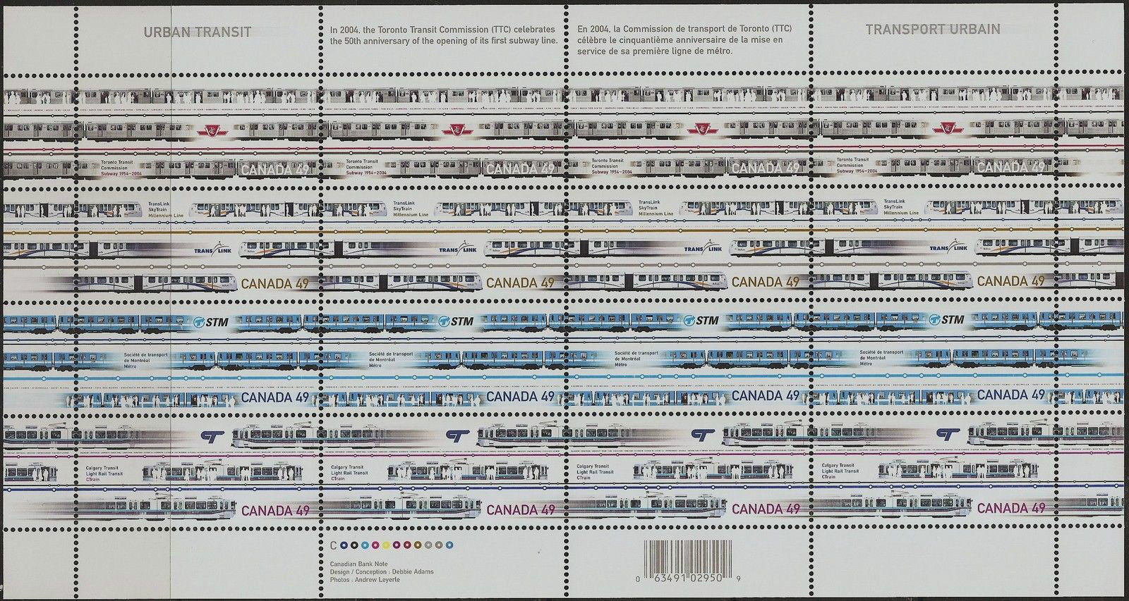 2004 CDN - SG2266a - Light Rail Urban Transit Complete Sheet