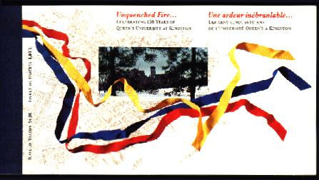 1991 CDN - BK132 (SB142) $4.00 Queens University