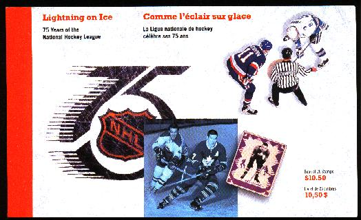 1992 CDN - BK148 (SB158) $10.50 National Hockey League