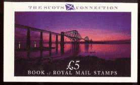 1989 GB - DX10 - The Scots Connection (£5)