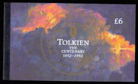 1992 GB - DX14 - The Centenary of Tolkein (£6)